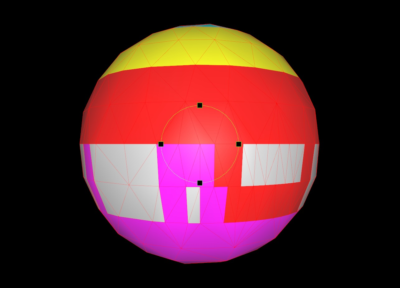 Vertex colors support with Polygon Cruncher 10 using protected mode