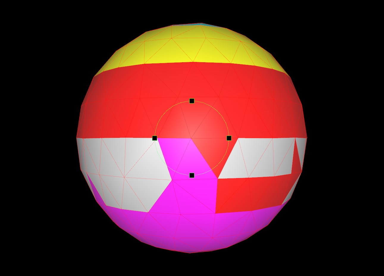 Vertex colors with Polygon Cruncher 9 without keeping VC frontiers